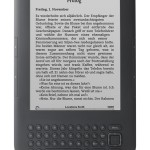 Amazon Kindle Keyboard 3G